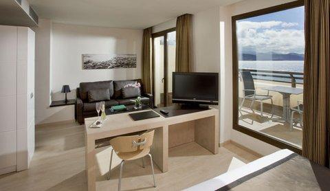 Melia Las Palmas Hotel Gran Canaria - Normal AMelia Las Palmas Jr Suite Beach View