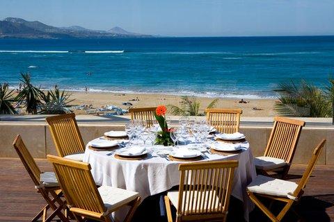 Melia Las Palmas Hotel Gran Canaria - Normal Melia Las Palmas Terrace Pool Restaurant