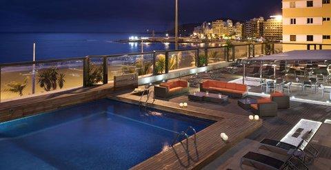 Melia Las Palmas Hotel Gran Canaria - Normal Melia Las Palmas Pool