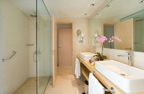 Melia Las Palmas Hotel Gran Canaria - Normal Melia Las Palmas Jr Suite Bath Room