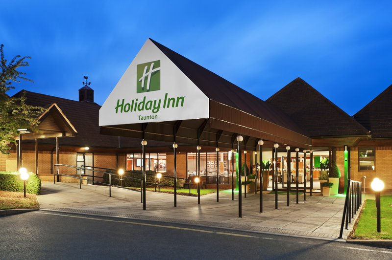 Holiday Inn Taunton M5,JCT.25 Vista exterior