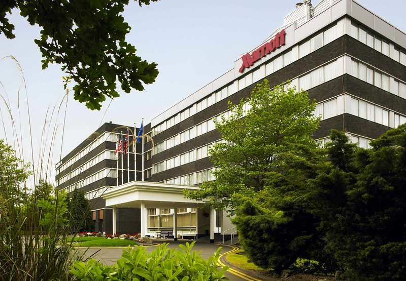 Marriott Newcastle Gosforth Park Hotel Fasad