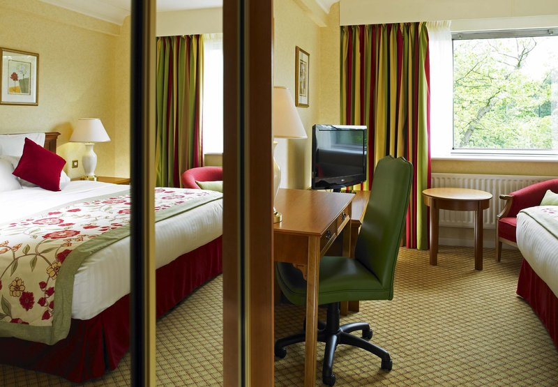 Marriott Newcastle Gosforth Park Hotel Chambre