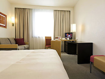 Novotel Atria World Trade Center - Room