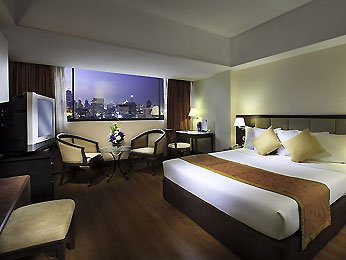 Marvel Hotel Bangkok - Room