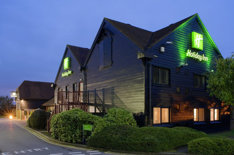 Holiday Inn  MAIDSTONE-SEVENOAKS Vista exterior