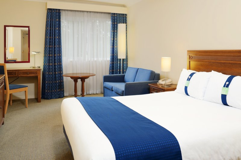 Holiday Inn  MAIDSTONE-SEVENOAKS Vista de la habitación