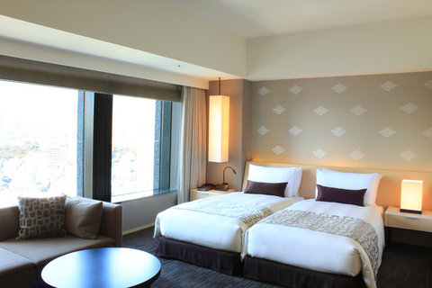 The Capitol Hotel Tokyu - Hollywood Twin 2