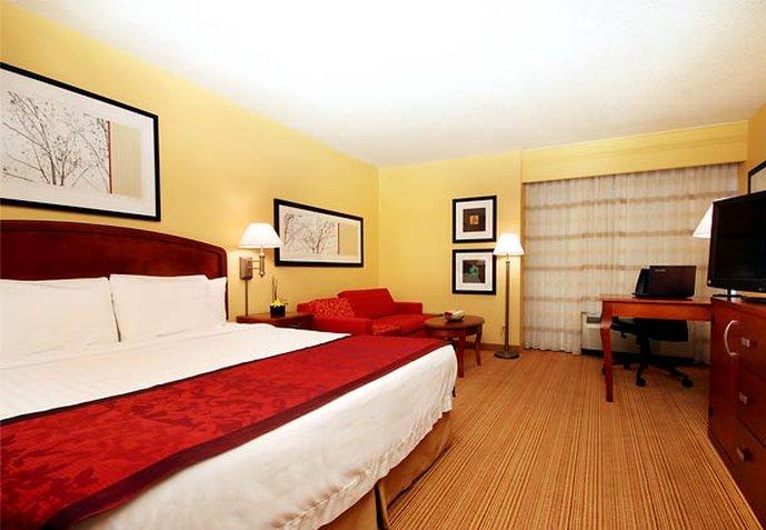 Courtyard Houston I-10 West Billede af værelser
