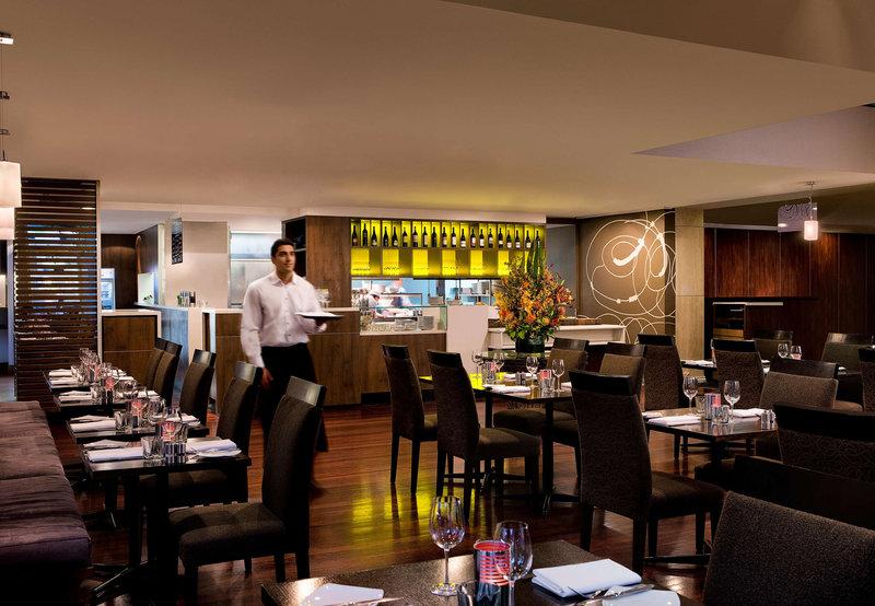 Melbourne Marriott Hotel Étkezés