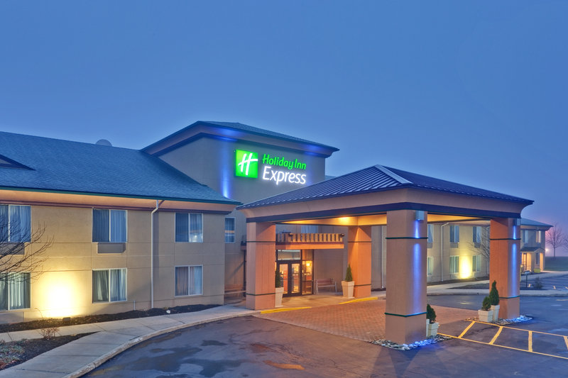 Holiday Inn Express Hotel & Suites Salamanca Set udefra