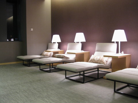 The Capitol Hotel Tokyu - Relaxation Space In Locker Room  men