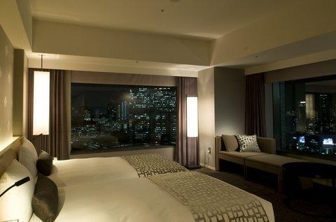 The Capitol Hotel Tokyu - Premir Corner Twin