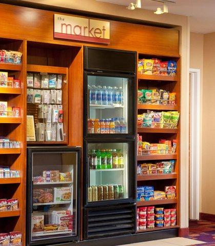 Residence Inn Dallas Market Center - The Market