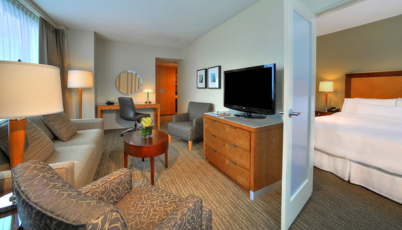 The Westin Grand, Vancouver Suite