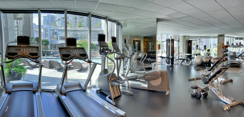 The Westin Grand, Vancouver Fitness