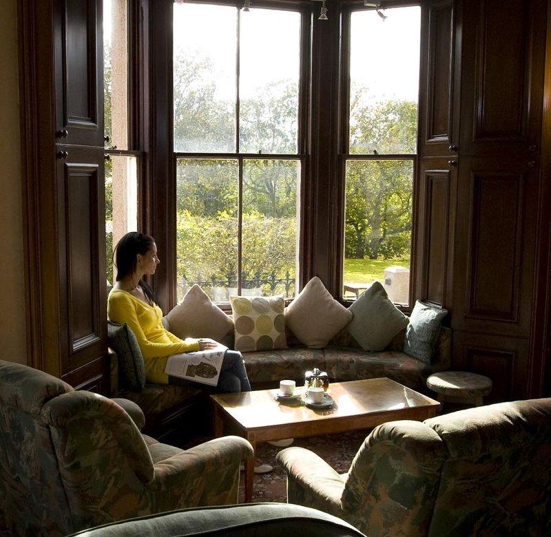 Kilmarnock Arms Hotel Lobby