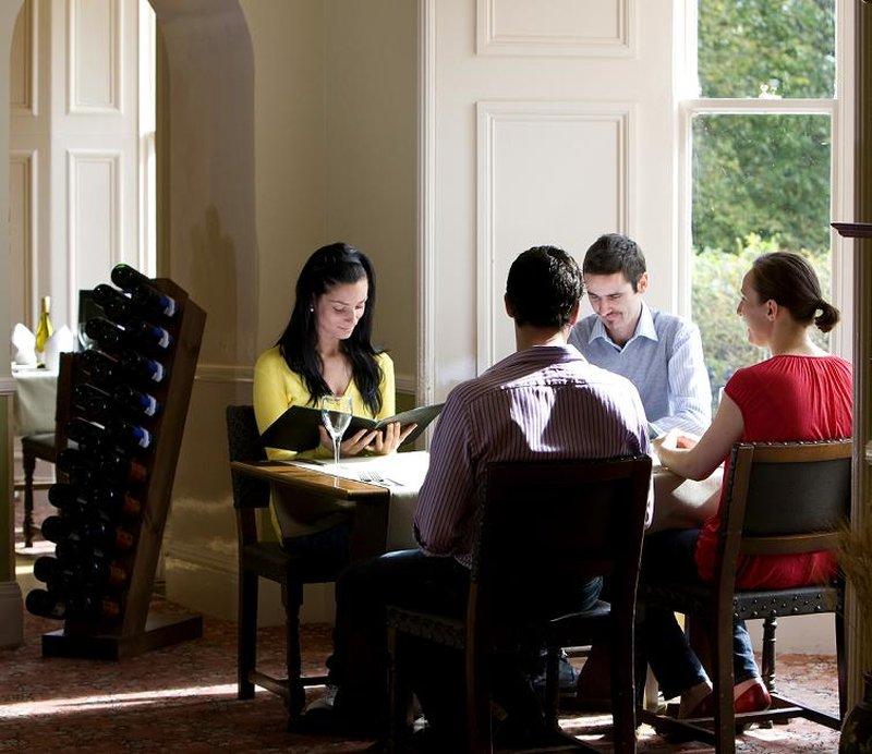 Kilmarnock Arms Hotel Gastronomi
