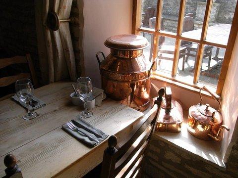 White Hart Inn - Restaurant