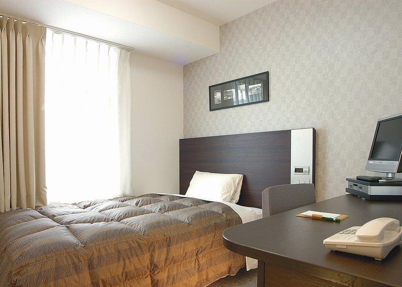 Comfort Hotel Tokyo Kiyosumi Shirakawa Kameraanzicht