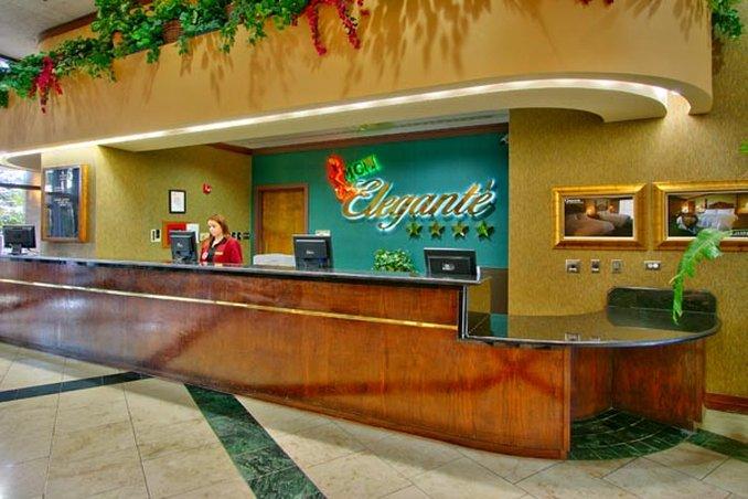 Mcm Elegante' Hotel - Odessa, TX