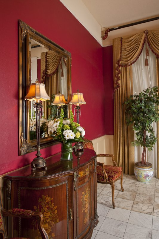 Andrew Jackson Hotel New Orleans La