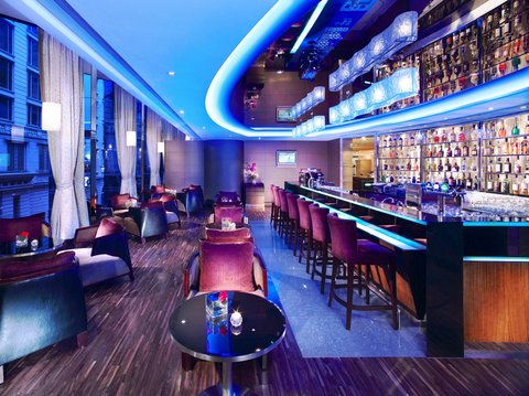 The Kowloon Hotel - Middle Row Bar