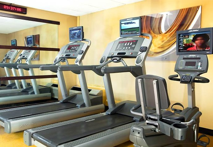 Courtyard by Marriott Rye Fitness Club