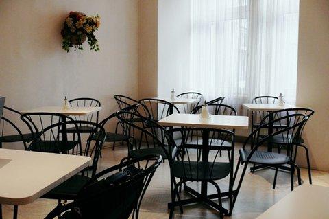 Hotel Goldener Baer - Breakfastroom