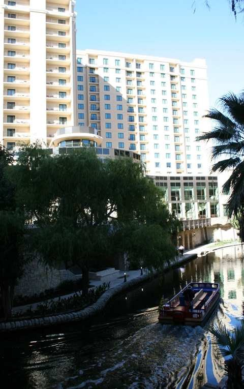 Embassy Suites San Antonio Riverwalk-Downtown Buitenaanzicht