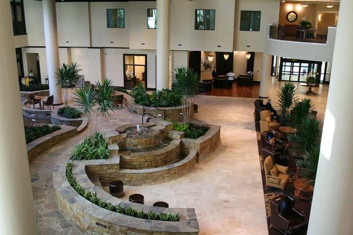 Embassy Suites San Antonio Riverwalk-Downtown Lobby