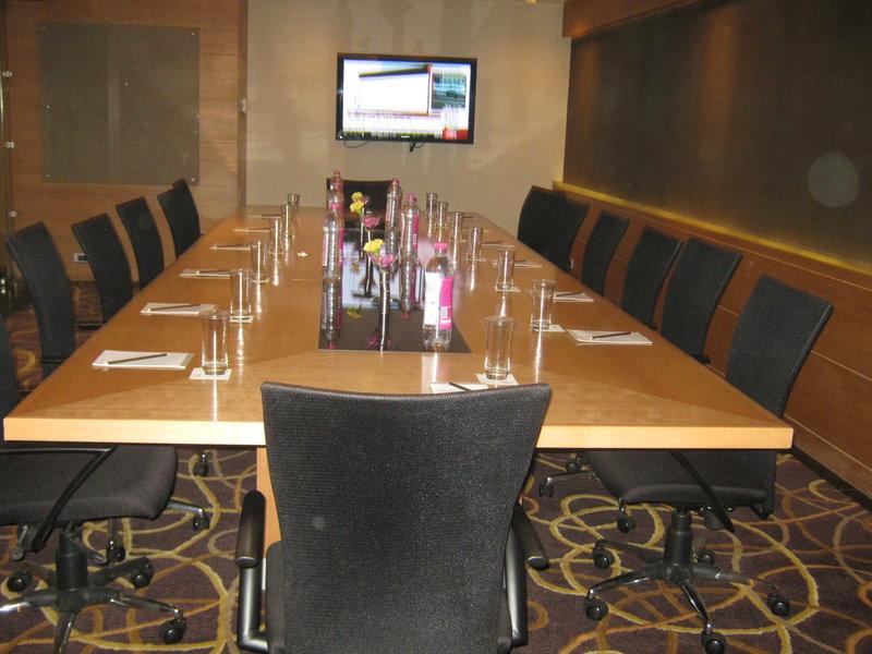 Radisson Marina Hotel Connaught Place Sala de conferências