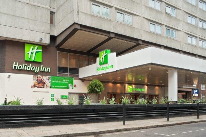 Holiday Inn London-Regent´s Park Ulkonäkymä