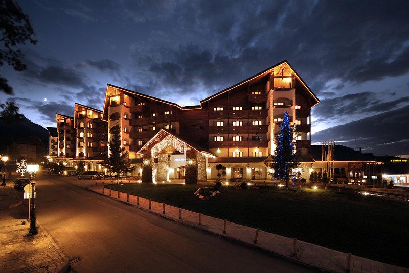 Kempinski Hotel Grand Arena 外景