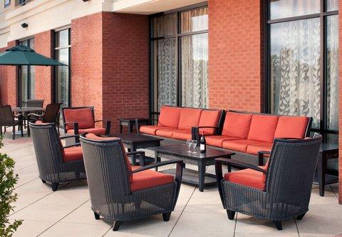 Courtyard Gaithersburg Washingtonian Center - Outdoor Patio