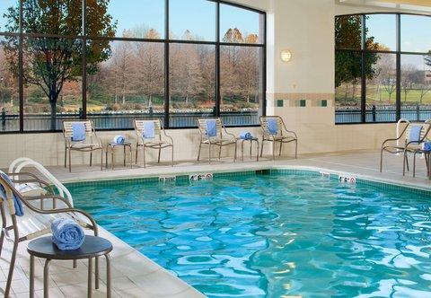 Courtyard Gaithersburg Washingtonian Center - Indoor Pool
