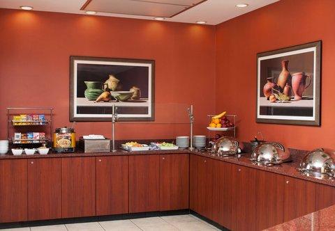 Courtyard Gaithersburg Washingtonian Center - Breakfast Buffet