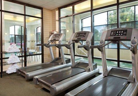 Courtyard Gaithersburg Washingtonian Center - Fitness Center