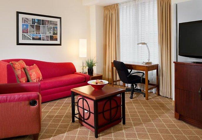 Residence Inn Washington DC - Vermont Avenue Huonenäkymä