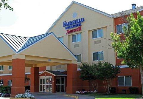 Fairfield Inn & Suites Dallas Park Central - Exterior