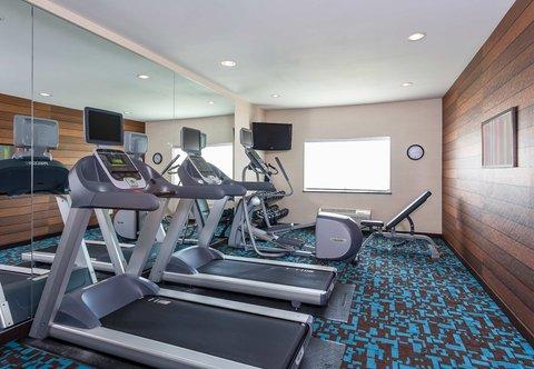 Fairfield Inn & Suites Dallas Park Central - Fitness Center