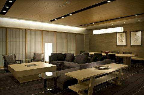 The Capitol Hotel Tokyu - Sanno Suite