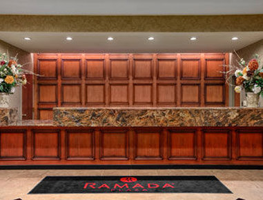 Ramada Plaza Columbus North Hotel & Conference Center - Front Desk