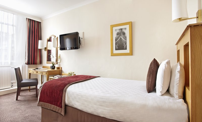 County Hotel by Thistle, Newcastle Вид в номере