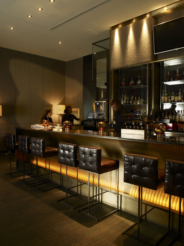The Hazelton Hotel Toronto Bar/lounge