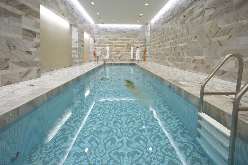 The Hazelton Hotel Toronto Uima-allasnäkymä