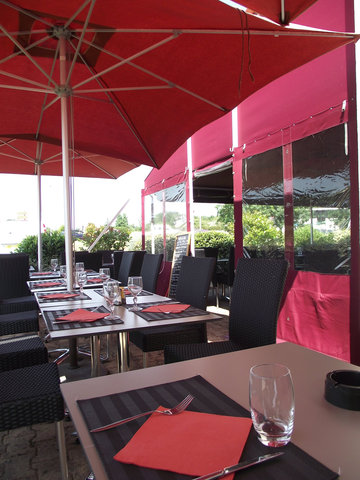 Brit Hotel La Brasserie Du Cap - RESTAURANT