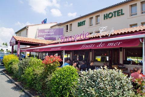 Brit Hotel La Brasserie Du Cap - EXTERIOR