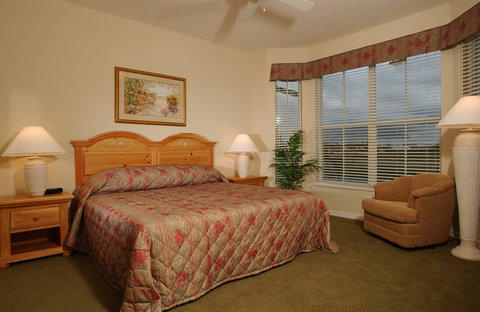GreenLinks Golf Villas at Lely Resort, Ascend Hotel - Master Bedroom