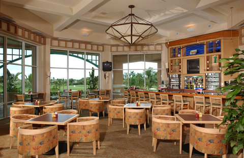 GreenLinks Golf Villas at Lely Resort, Ascend Hotel - Flamingo Island Grille   Lounge